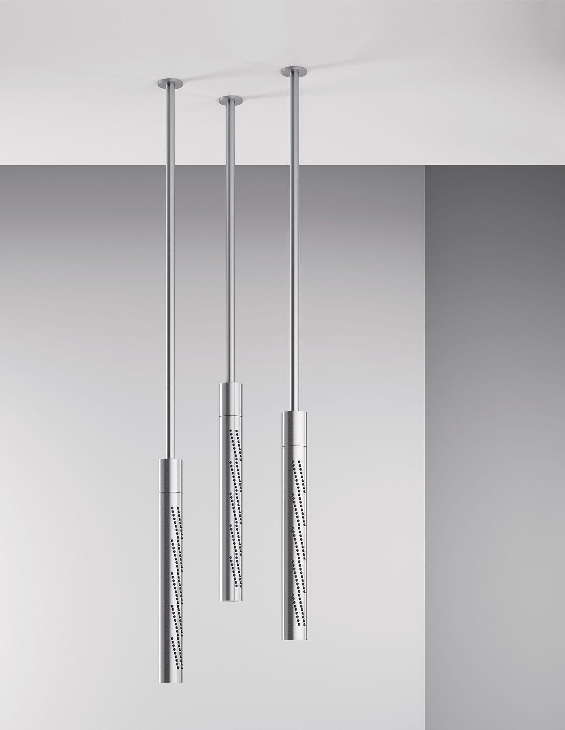 Zazzeri Z316 Shower Collection_Soffione tubolare