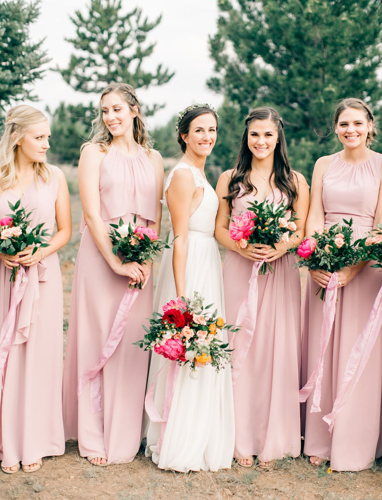 A Whimsical Fairytale: Wedded at the Edge of the Woods | Damas