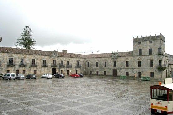 Palacio de Fefiñanes, emblema de Cambados