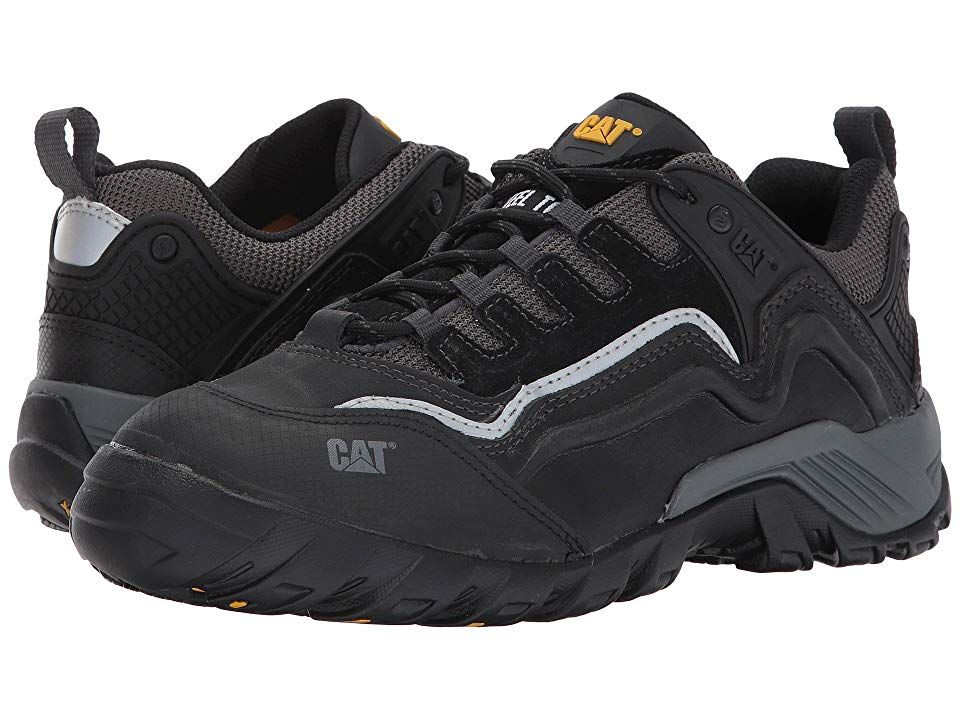 c6b1868773dd1b Caterpillar Pursuit 2.0 Steel Toe (Black) Men s Work Boots. The Caterpillar  Pursuit 2.0