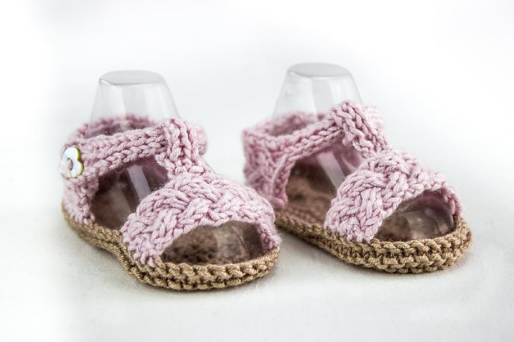 Braided Strap Sandals Strap Sandals Knit Patterns And Sandals