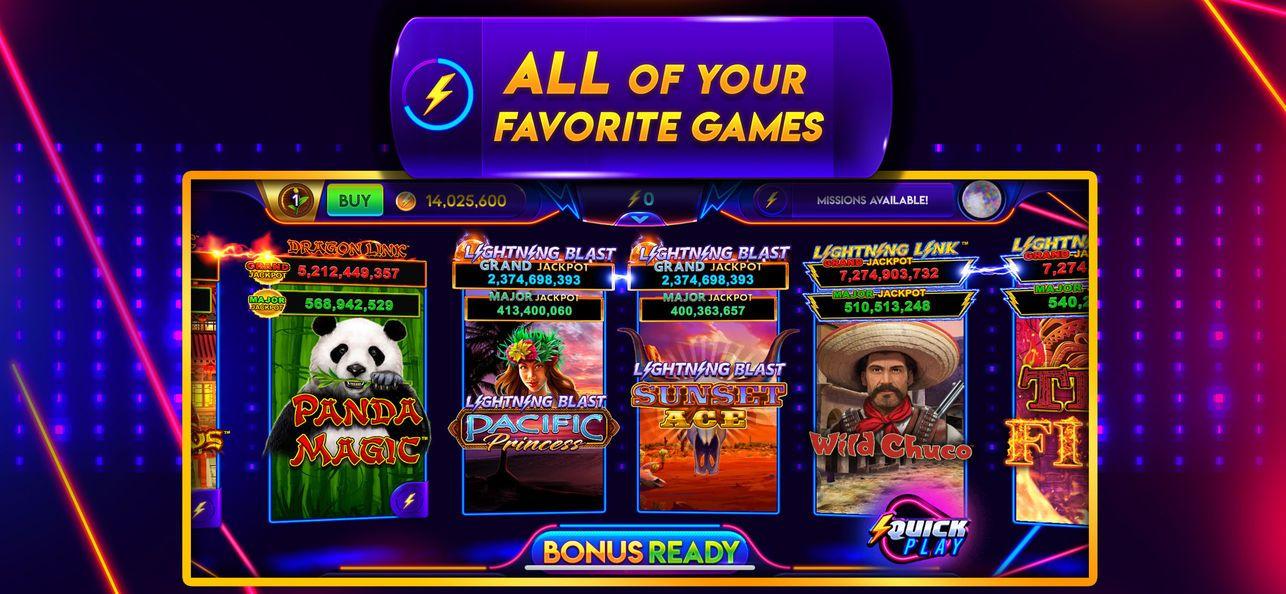 Lightning Link Casino Slots on the App Store Lightning