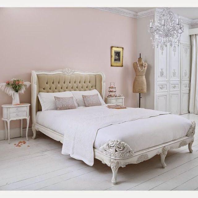 South Shore Decorating Blog 50 Favorites for Friday #160 (Blushing - decoracion de interiores dormitorios