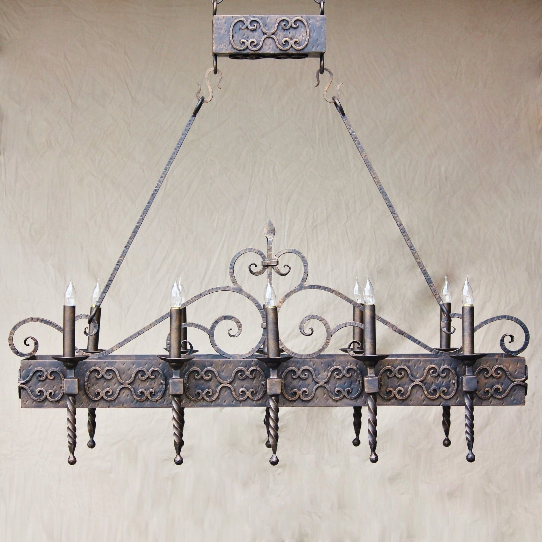 Spanish revival chandelier lighting pinterest spanish revival spanish revival chandelier arubaitofo Gallery
