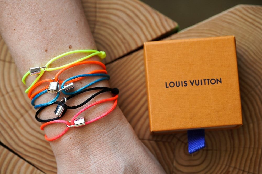 Louis Vuitton For Unicef Bracelets