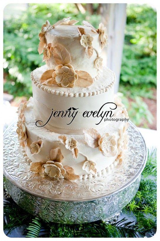 beautiful brides cake