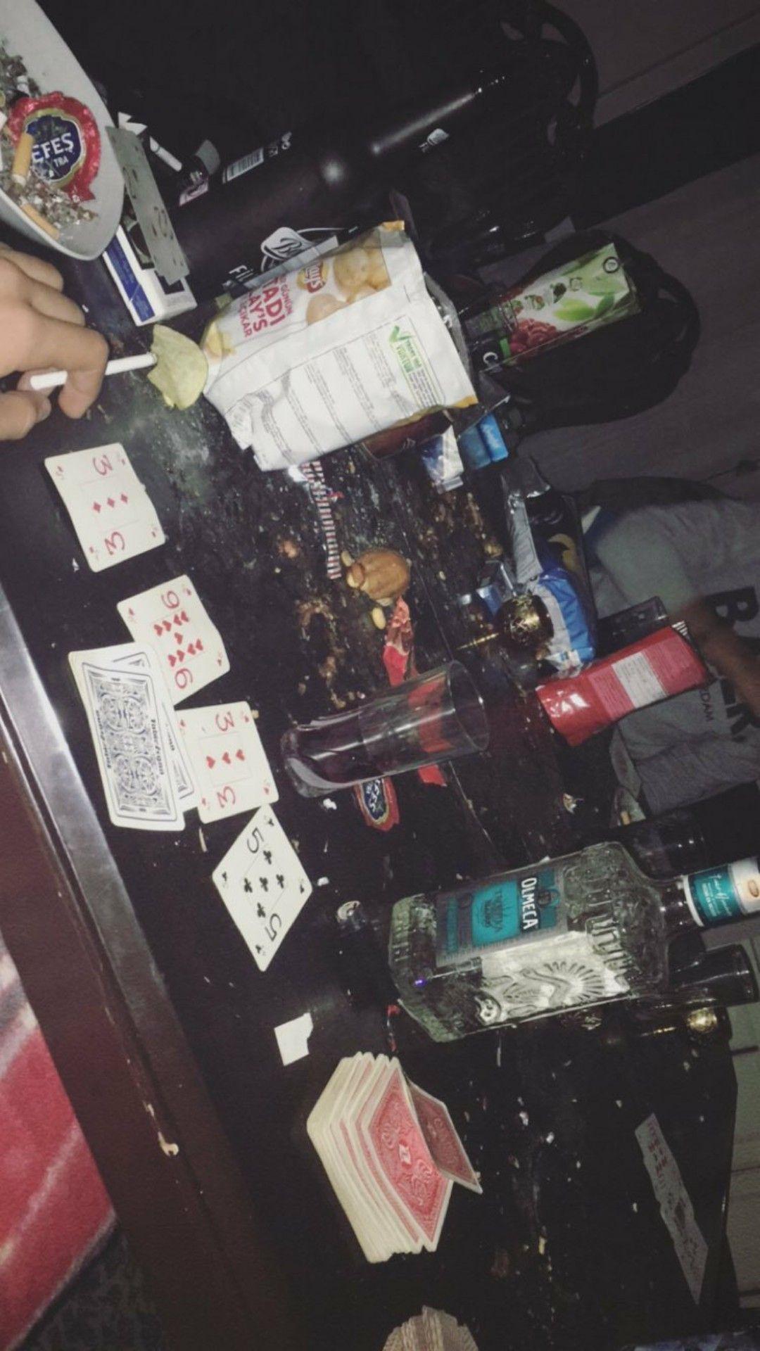 Kouření přátel