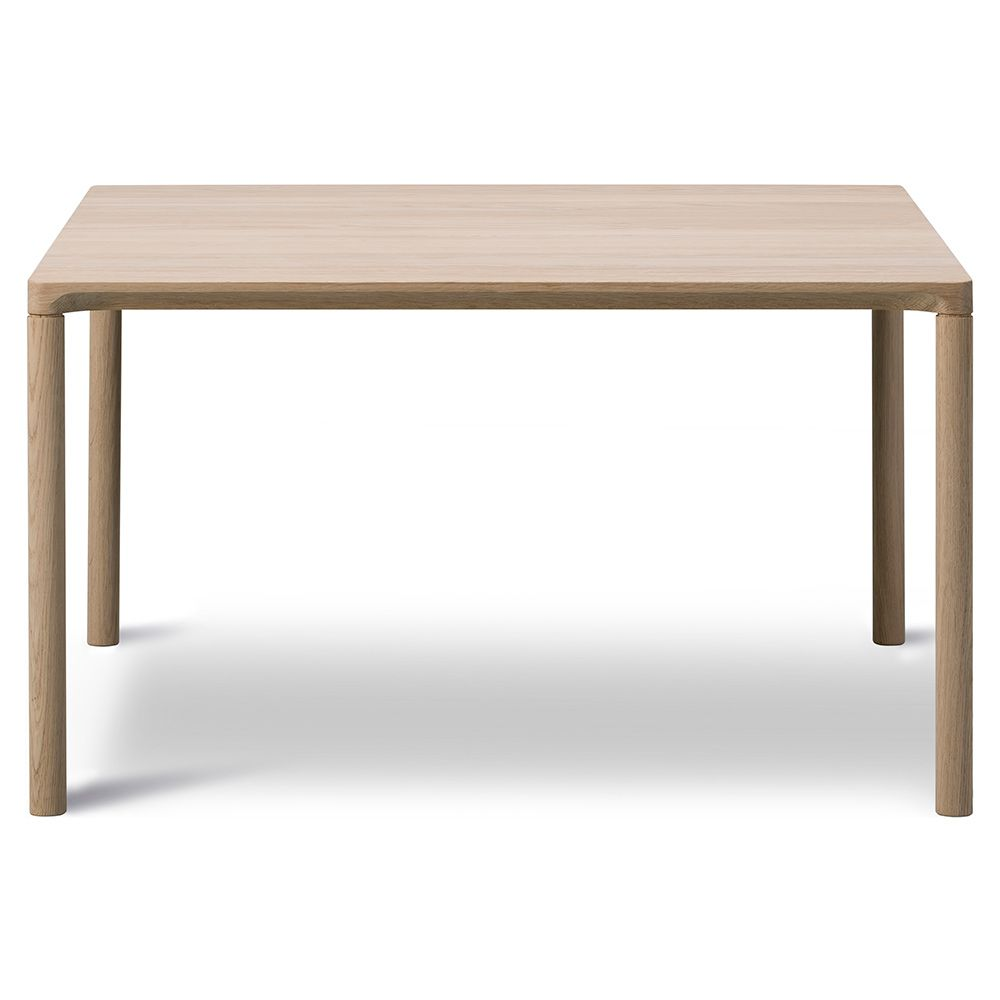 Piloti Large Square Coffee Table At First Glance The Piloti Tables Look Extremely Simple H Large Square Coffee Table Fredericia Furniture Coffee Table Square [ 1000 x 1000 Pixel ]