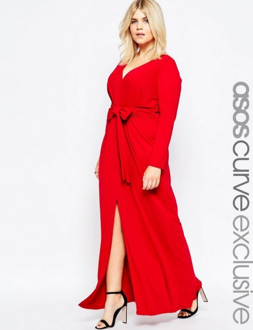 9b04eaee9d Vestidos para gorditas Otoño Invierno 2016-2017 - ModaEllas.com ...