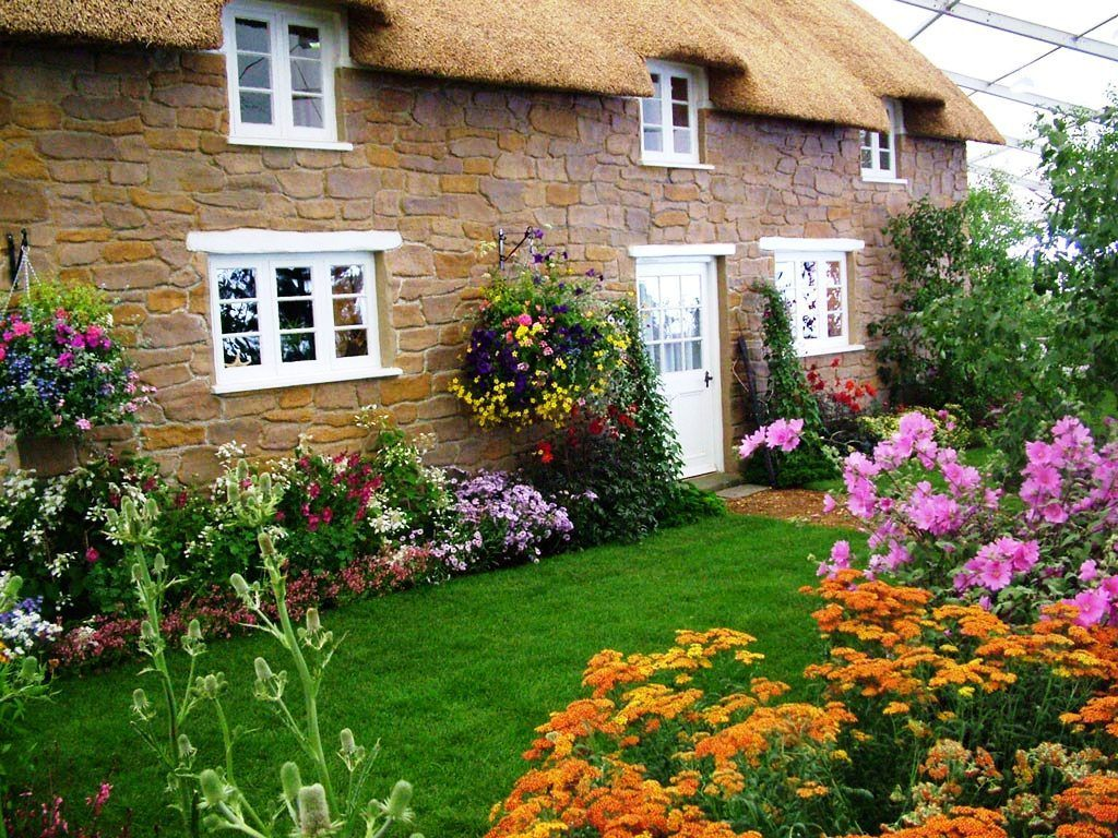 English cottage garden ideas - Explore English Cottage Gardens And More