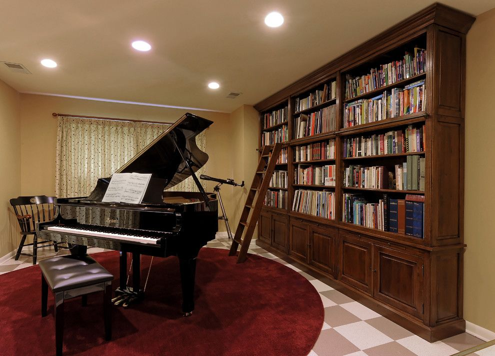 Old Ladder Baby Grand Piano Ideas