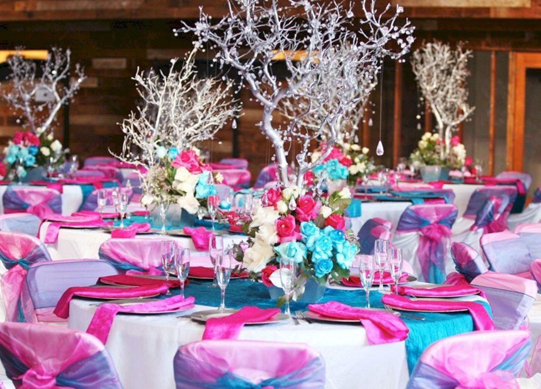 Rainbow Wedding Theme Rainbow Wedding Pinterest Rainbow