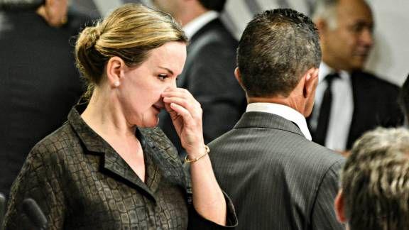 A petista Gleisi Hoffmann assume a postura do quanto pior melhor