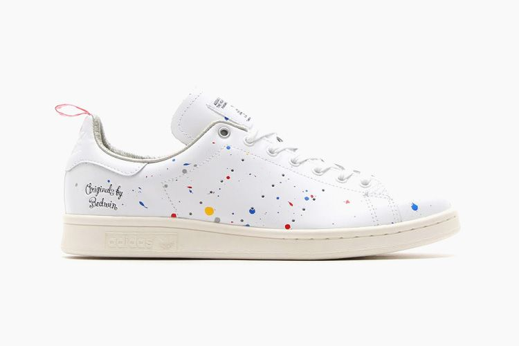 ADIDAS ORIGINALS X BEDWIN   THE HEARTBREAKERS – STAN SMITH LIMITED EDITION ba05a598d5ff
