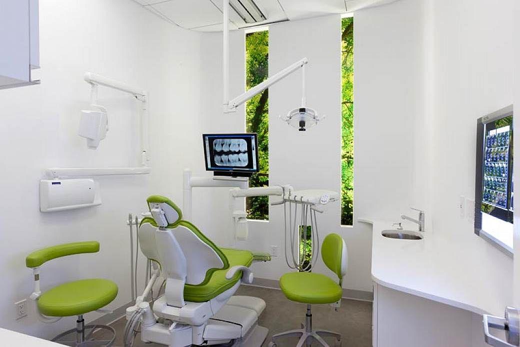Interior Wall For Dental Office Design Ideas Parede Pia Bancada