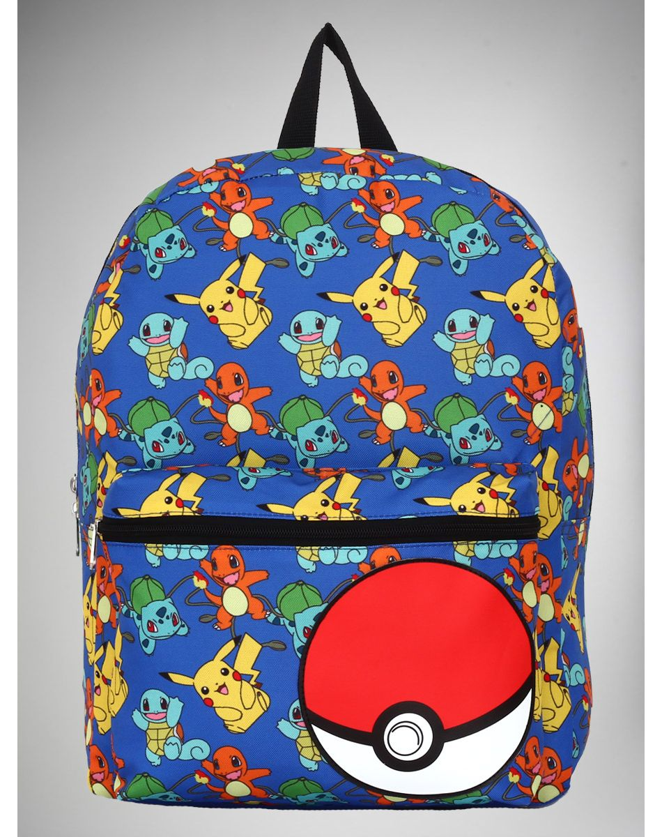 Pokemon Group Backpack Cool Stuff Backpacks