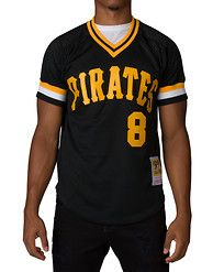 free shipping 6e521 bc6d9 MITCHELL AND NESS PITTSBURGH PIRATES 1982 WSTARGELL | JERSEY ...