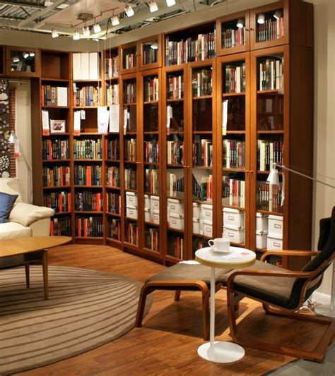 Image Result For Ikea Home Library Library Ideas In 2018