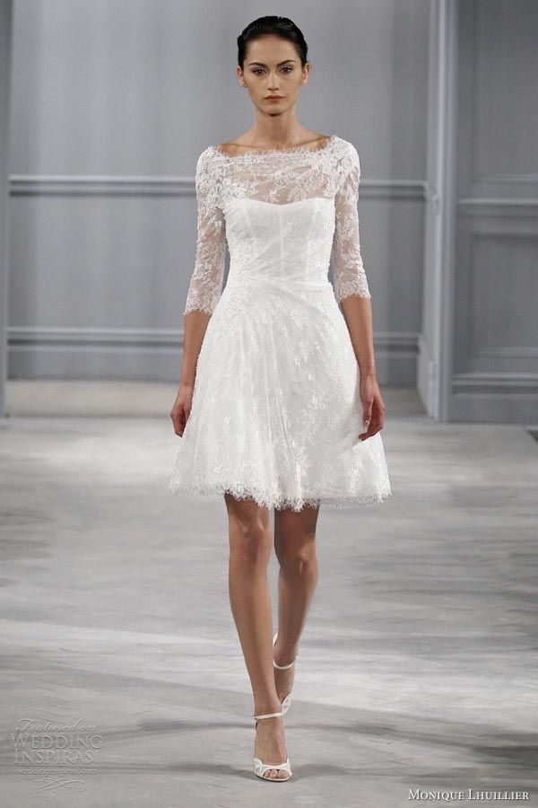 7 Gorgeous Types of Long-Sleeved Wedding Dresses You Need to Know ...