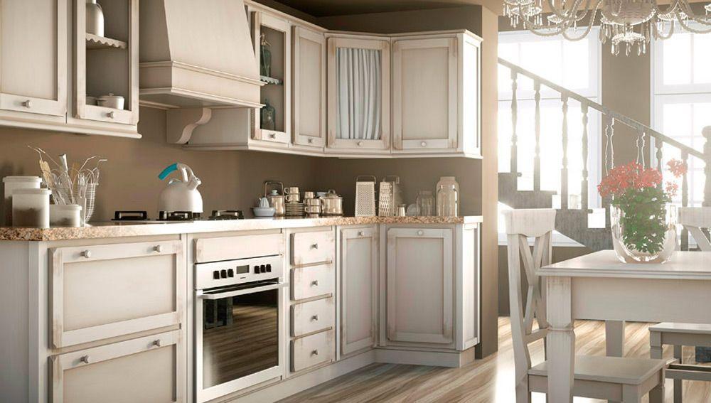 Sue as una cocina como esta leroymerlin cocinas eros - Leroy merlin cortinas cocina ...