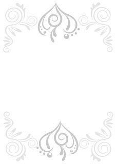 Красивые рамки для титульные листы а4