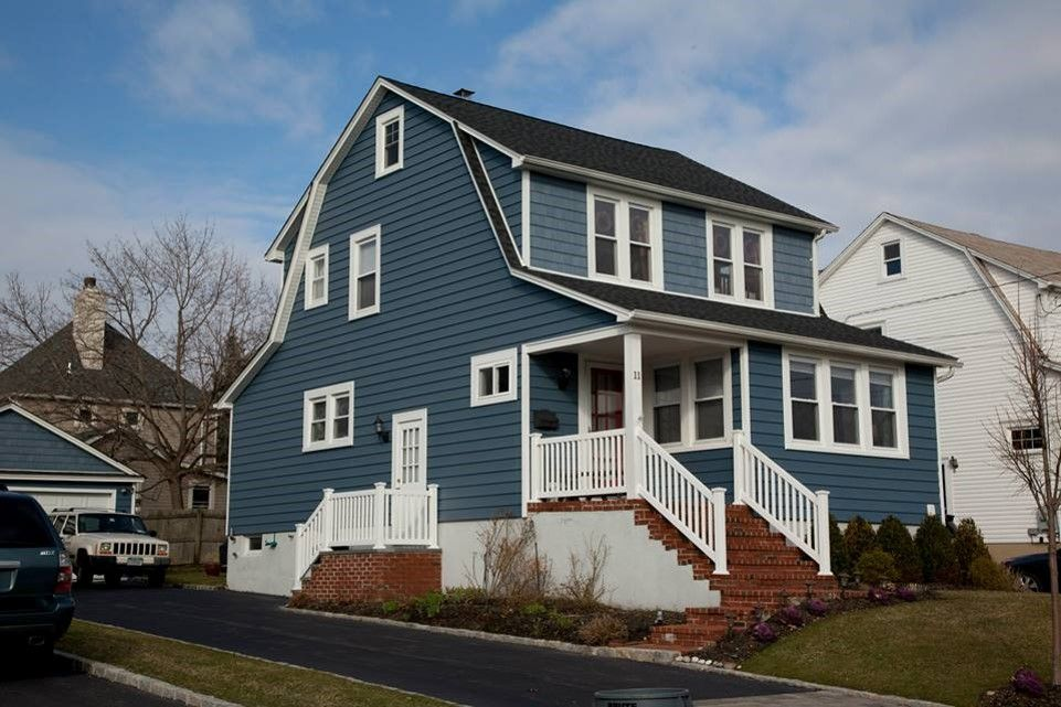 Our Expert Team Uses Larger 16 Panels So You Ll See More Of Your Home S Siding And Less Seams Call Us Toda House Styles Home Improvement Projects Roof Repair