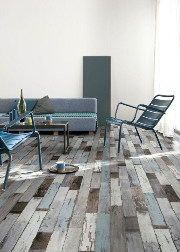 poser du lino dans votre demeure id es en photos d co. Black Bedroom Furniture Sets. Home Design Ideas