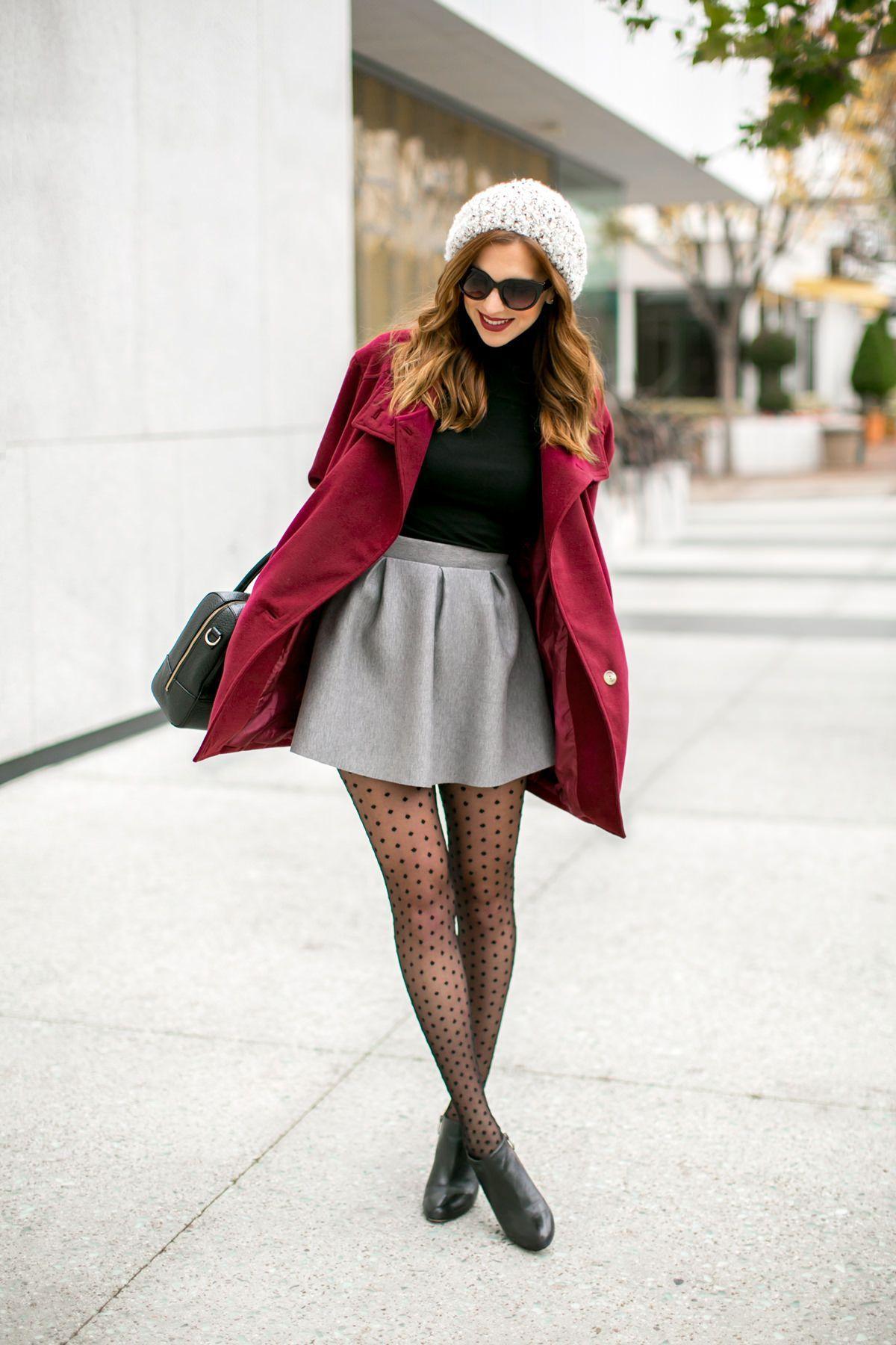 Vestir con falda