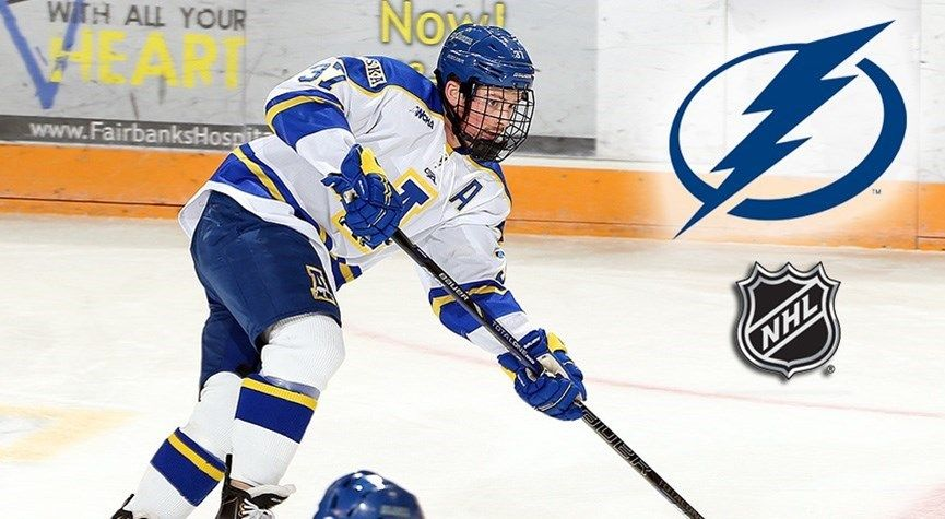 Kunyk Inks NHL Contract with Tampa Bay Lightning