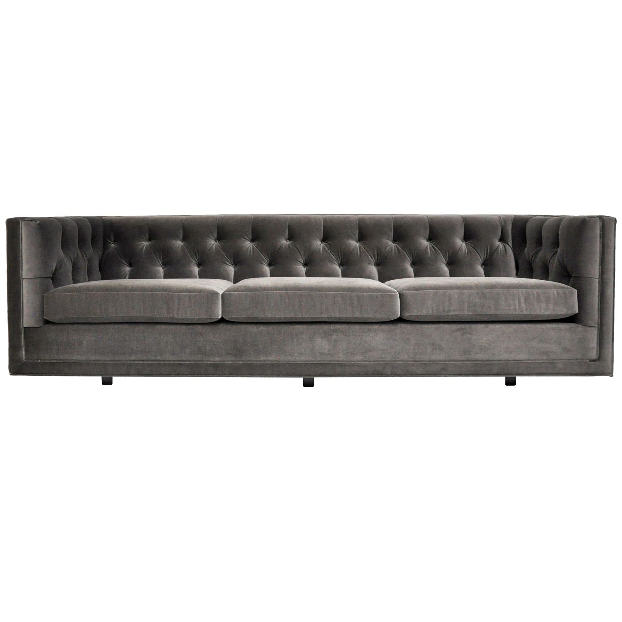 Delicieux Dunbar Tuxedo Sofa   Edward Wormley | From A Unique Collection Of Antique  And Modern Sofas At Https://www.1stdibs.com/furniture/seating/sofas/