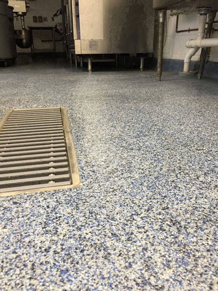 Everlast® Floor is made with an integral EPAregistered