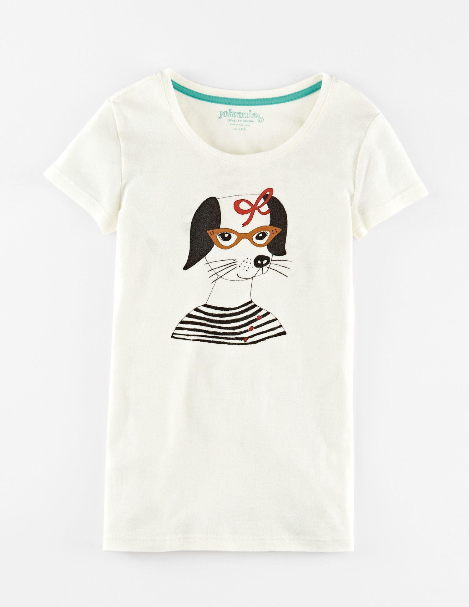 Dog T Shirt Illustrated By Me For Boden