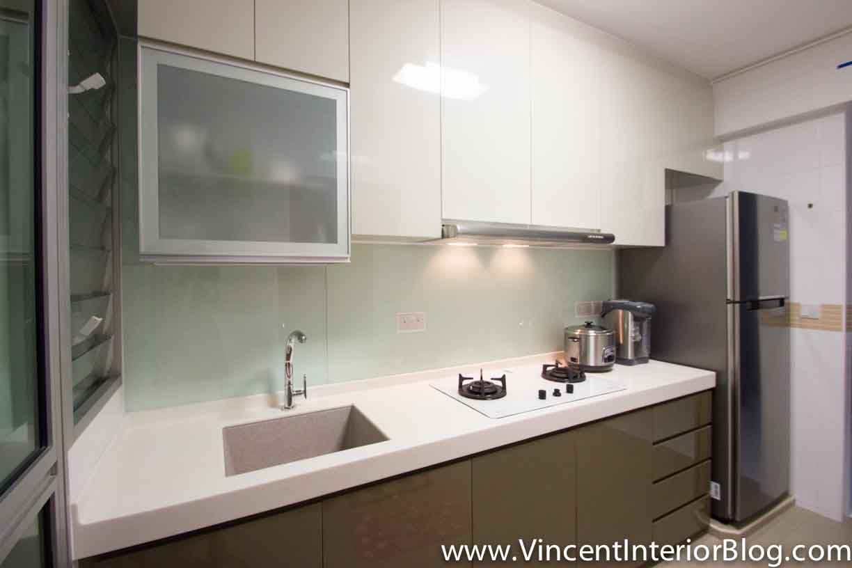 BEhome Design Concept SengKang 3 Room HDB Kitchen