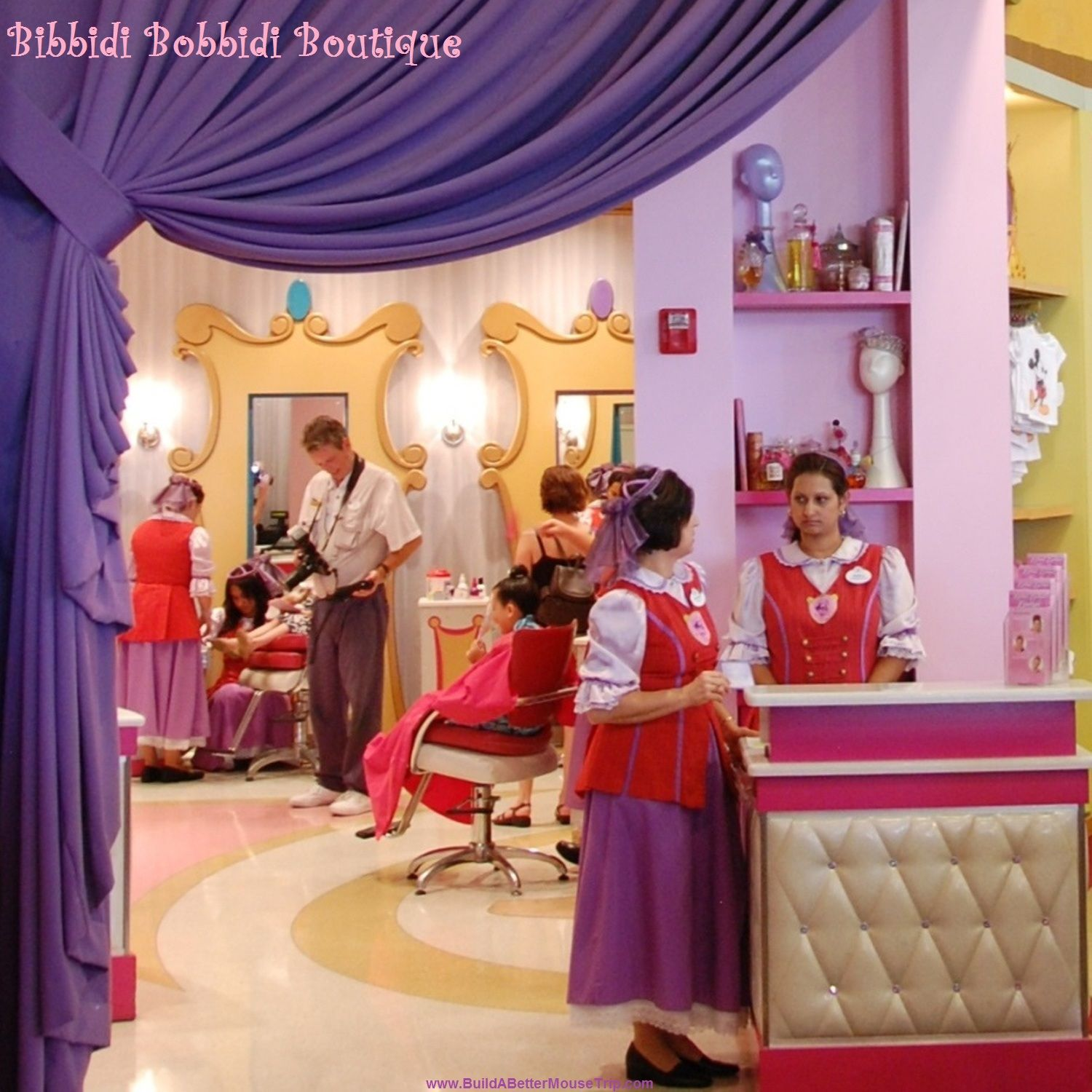 Everything You Need To Know About Bibbidi Bobbidi Boutique At