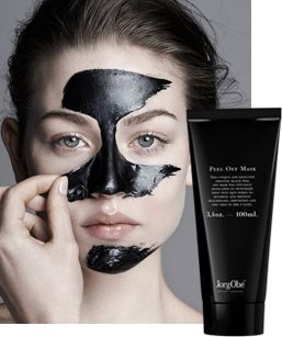 peel off mask 100ml hair n beauty pinterest masken. Black Bedroom Furniture Sets. Home Design Ideas