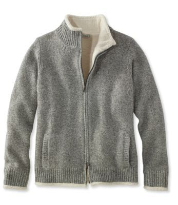 L.L.Bean Classic Ragg Wool Sweater | Wool sweaters, Free shipping ...