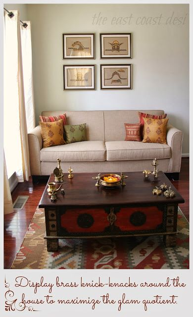 My Living Room A Reflection Of India Diwali Inspiration Day 3 With Images Simple Living Room Decor Living Room Decor Apartment Indian Home Interior
