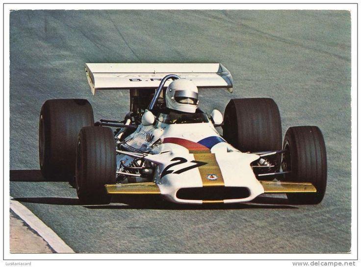 1971 Howden Ganley (BRM P153)