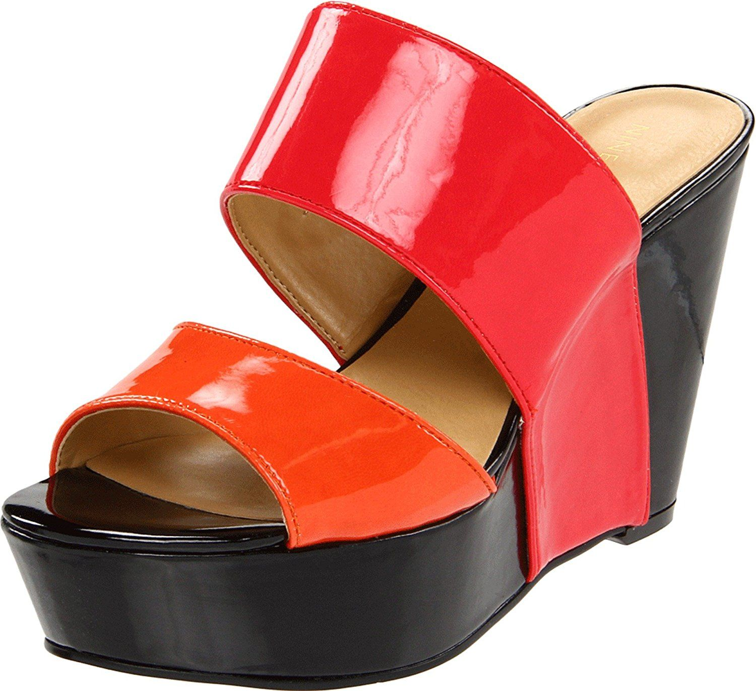 Nine West Women's Larysa Wedge Sandal => Want to know more, visit the site now : Platform sandals