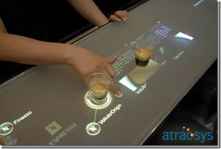 Interactive Touch Screen · Interactive TableCoffee ...