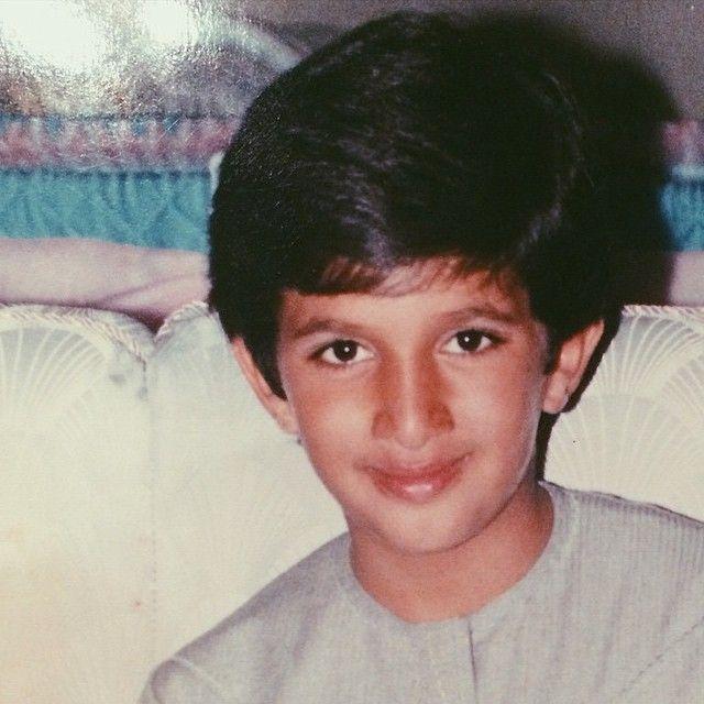 Mohammed Bin Rashid Al Maktoum Young