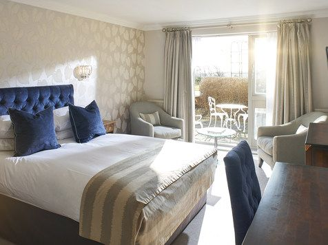 Superior Double Room at Laura Ashley The Manor Hotel in Elstree