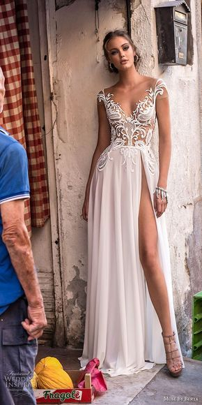 Muse by Berta 2018 Wedding Dresses — Sicily Bridal Campaign