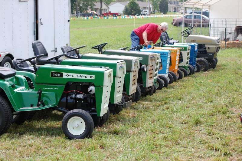 DSC 0096 - 2012 Dover Olde Tyme Days & GT Expo - Gallery - Garden Tractor Talk - Garden Tractor Forums