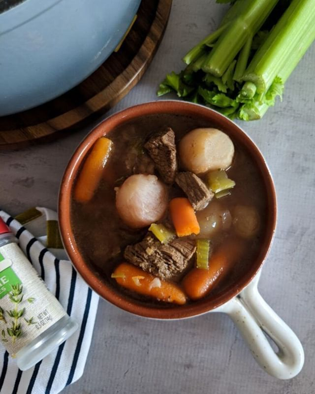 Pull out that slow cooker its almost SOUP SEASON  COMMENT for a link to my Ke  FMJ on Instagram