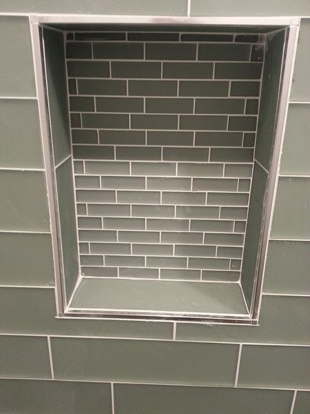Should I Be Happy With This Shower Tile Job Bathrooms