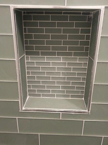 guest bathroom remodel shower tile