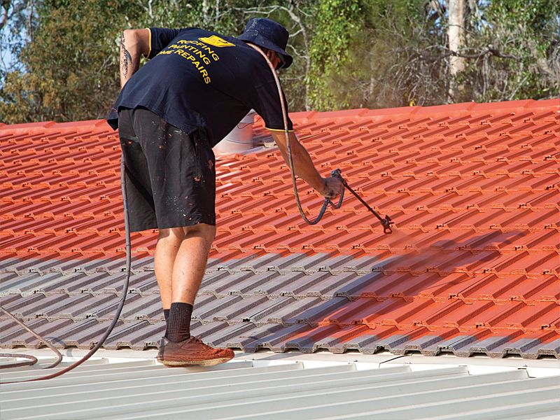 Roof Painting Roof Paint Roof Restoration Top Paintings