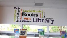 Elementary Library Decoration Themes School Library Decorating