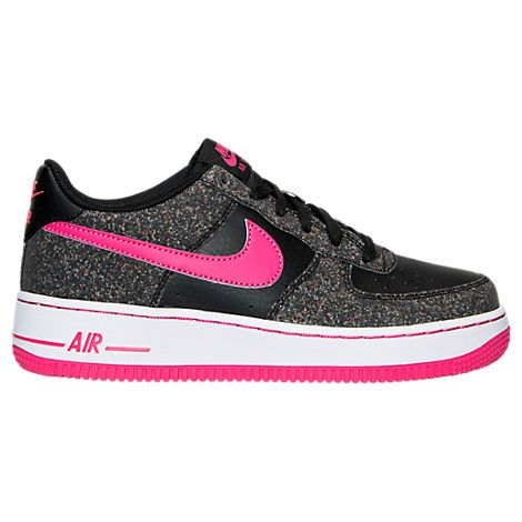 best service 5e71f 1413d Girls  Grade School Nike Air Force 1 Low Casual Shoes - 314219 016   Finish